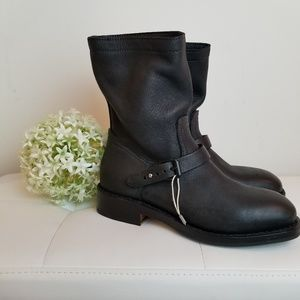 Rag and bone oliver leather boots 37